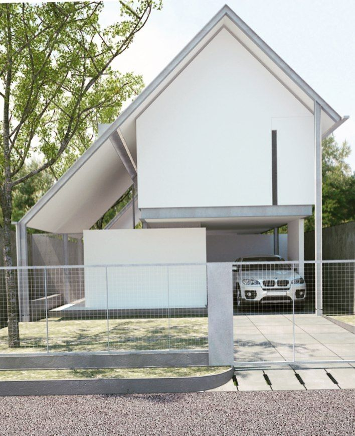 #render #house #architecture #arquitectura #archdaily