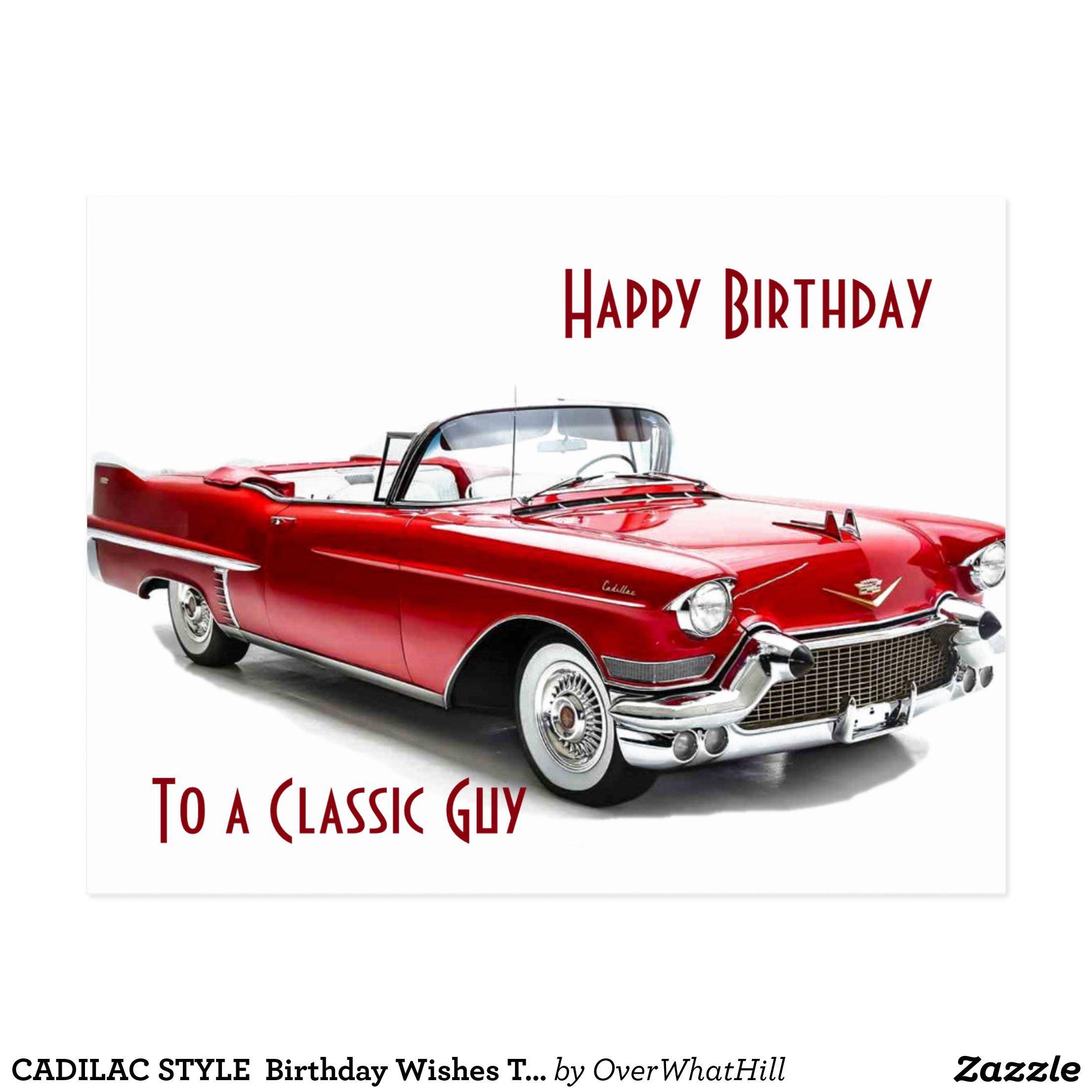 A Car Guy S Birthday Wish Be Like