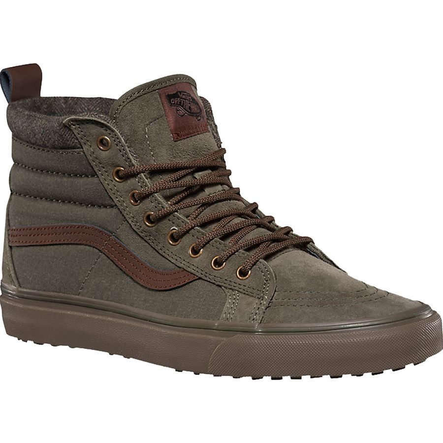 65b0ac7d789818 Vans - Sk8-Hi MTE DX Boot - Men s - (MTE) Ivy Green Dark Gum