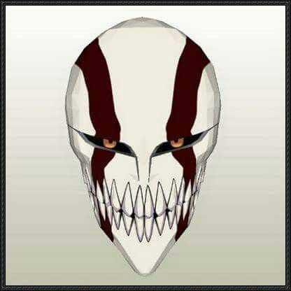 Hollow mask wish I had it, would be super awesome! | Ichigo ...