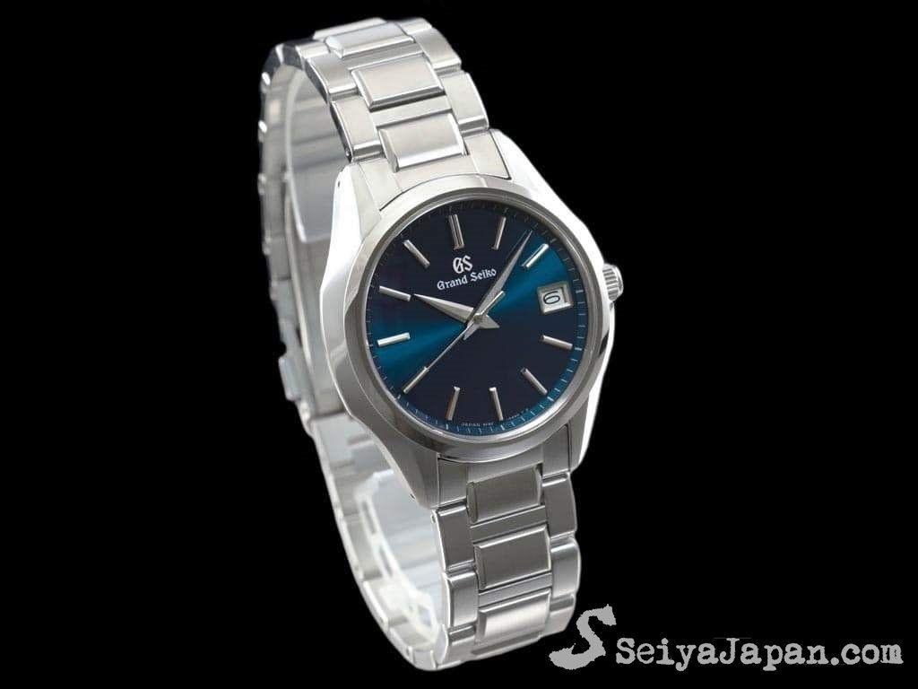 buy popular e1e45 37d92 Grand Seiko Quartz SBGV217 | Zegarki