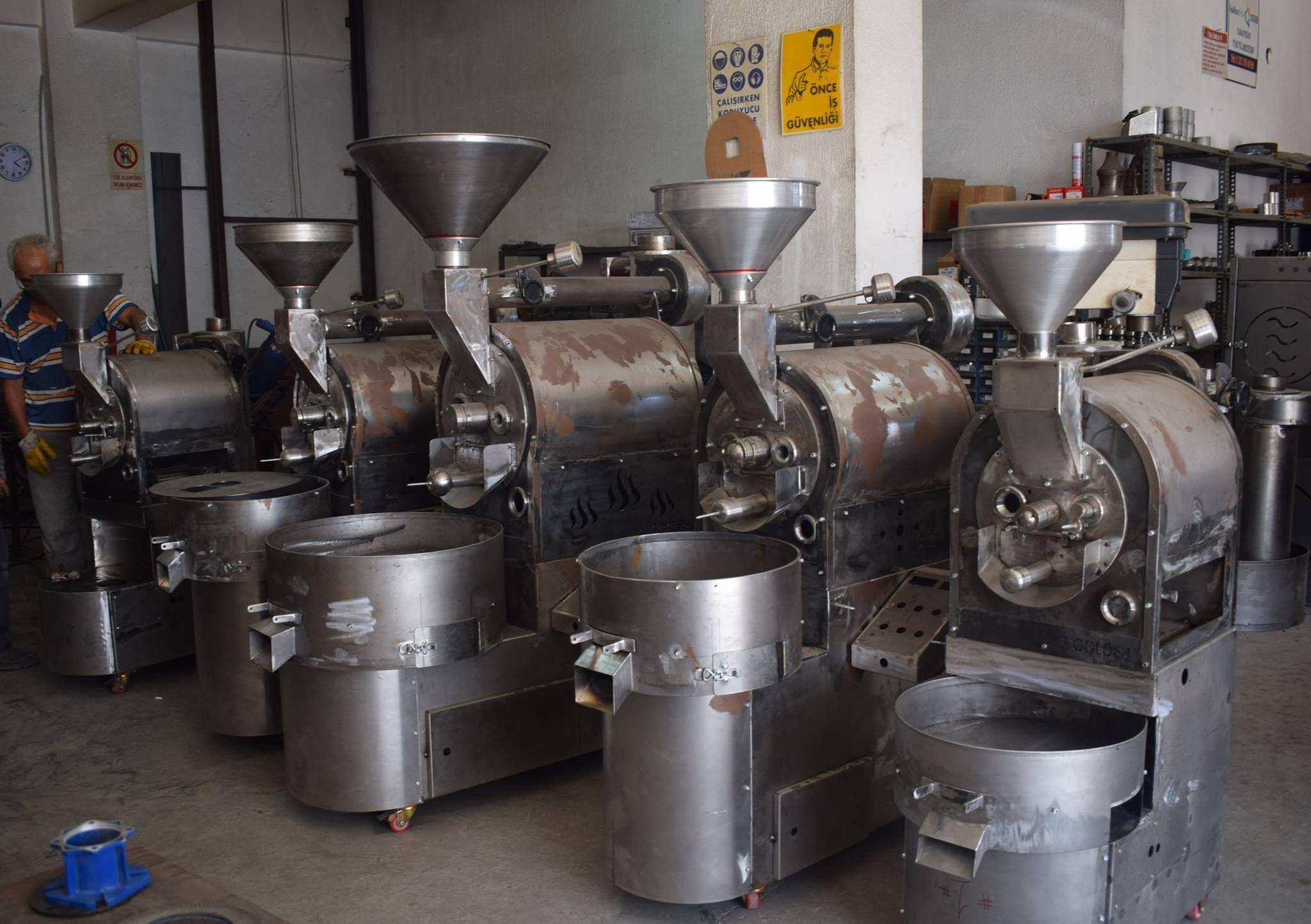 Golden Coffee Roasters