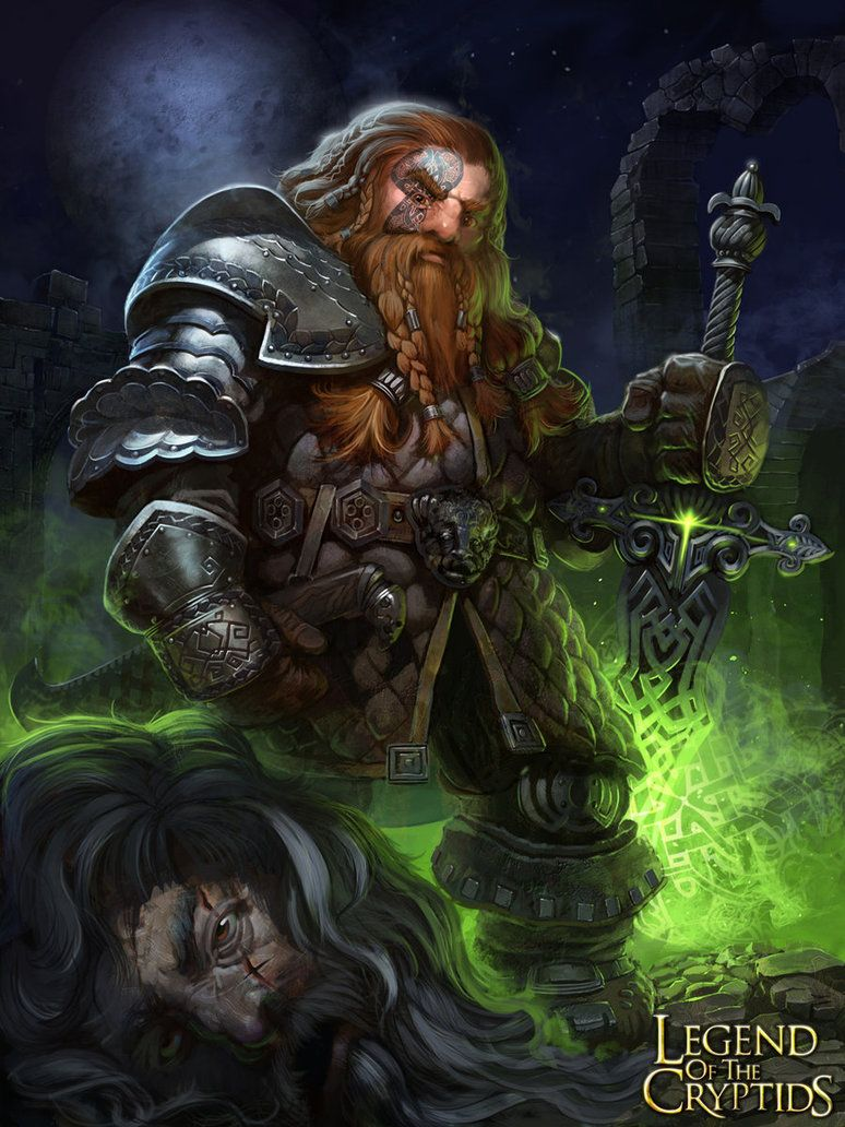 Dwarf by Cynic-pavel on deviantART