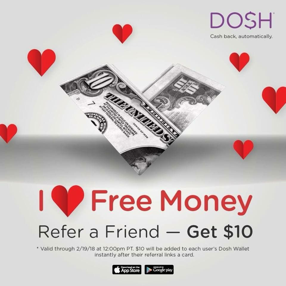 You Love Free Cash Enjoy The 10 Referral Promo Between Now And