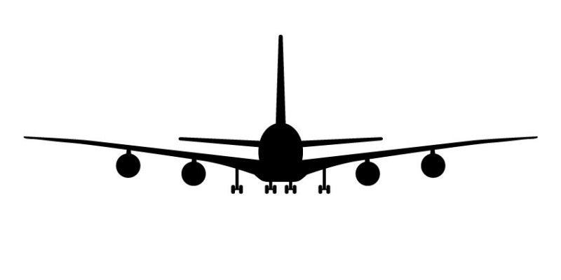 Vliegtuig tekenen: leer kinderen in stappen een vliegtuig tekenen