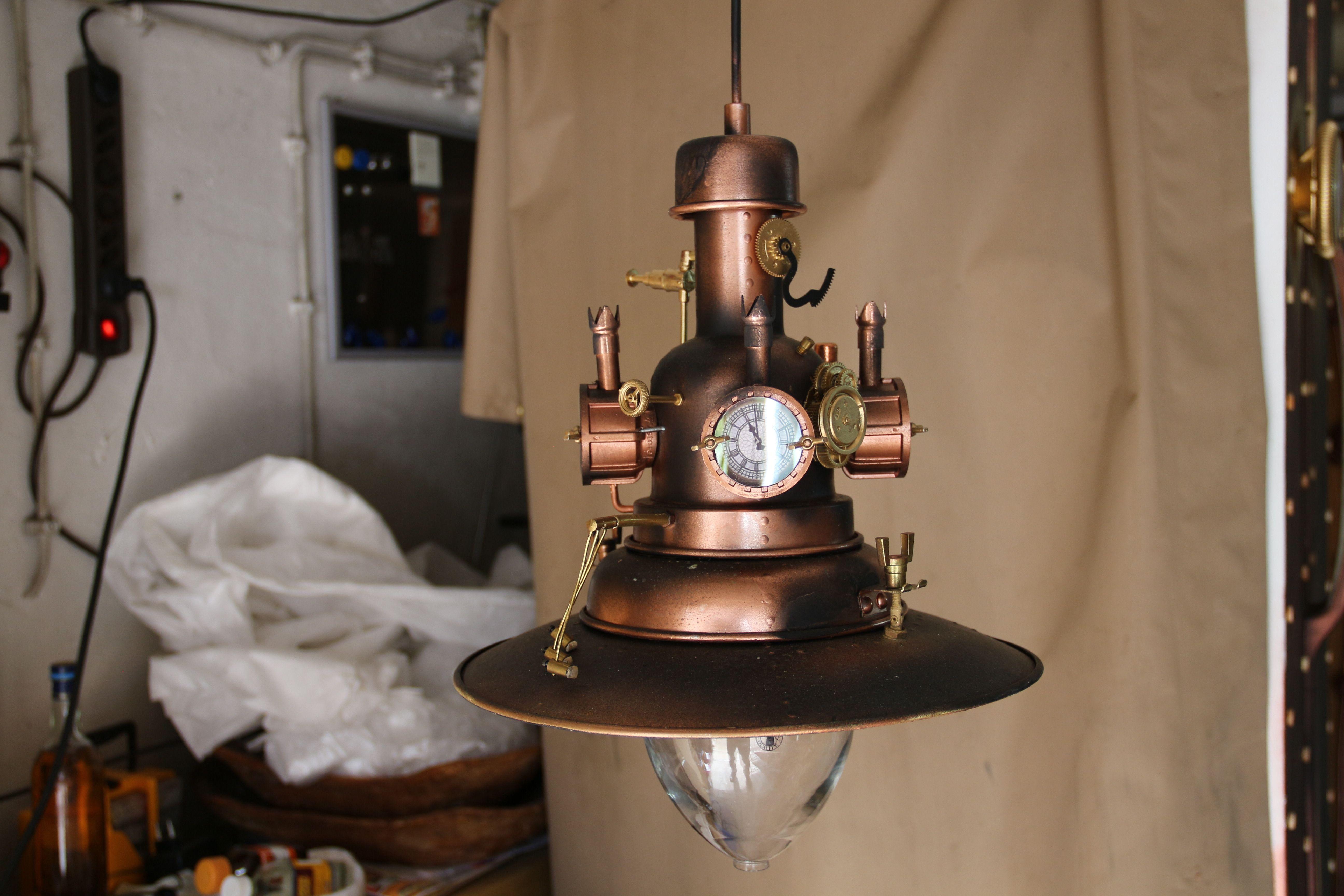 ikea lampen | steampunk | pinterest