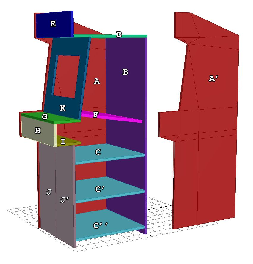 Mame Cabinet Plans Cad - Cabinets Matttroy