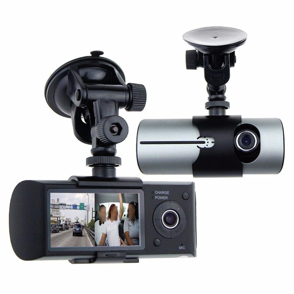 Car HD 1080P 2.7inch LCD Video Recorder G-Sensor Dash Cam Rearview Camera DVR