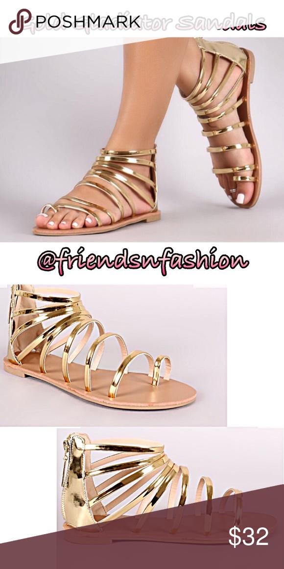 b6cce308f4b5f Pop Womens Amica Ankle Strap Gladiator Sandals