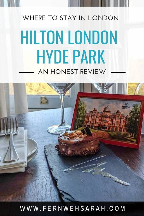 Photo of Hilton Hyde Park – a review about where to stay in London