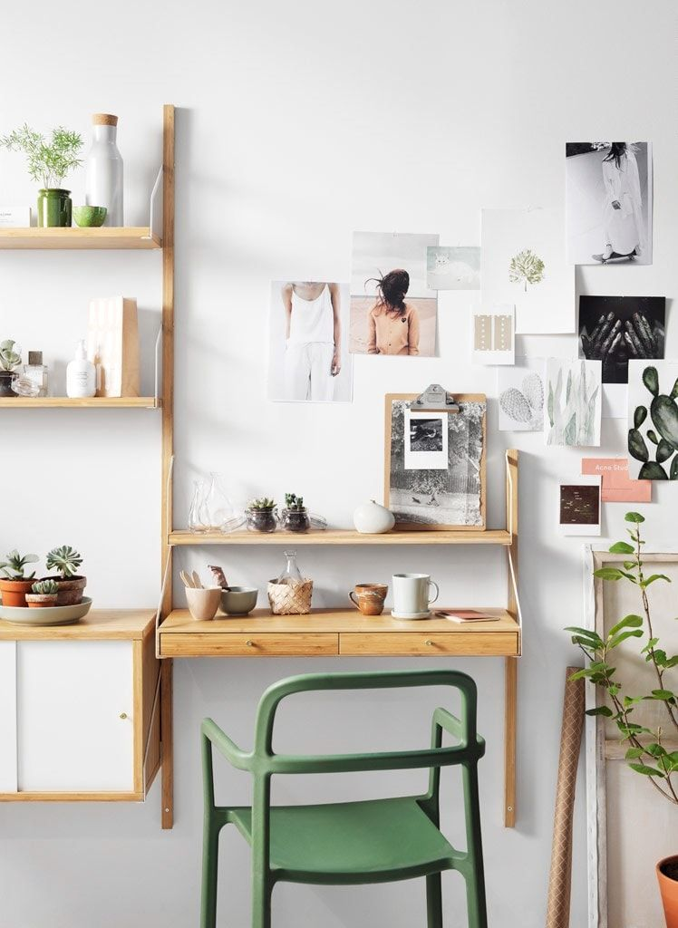 IKEA SVALNAS Shelf With Storage | Storage design, Shelves and Storage