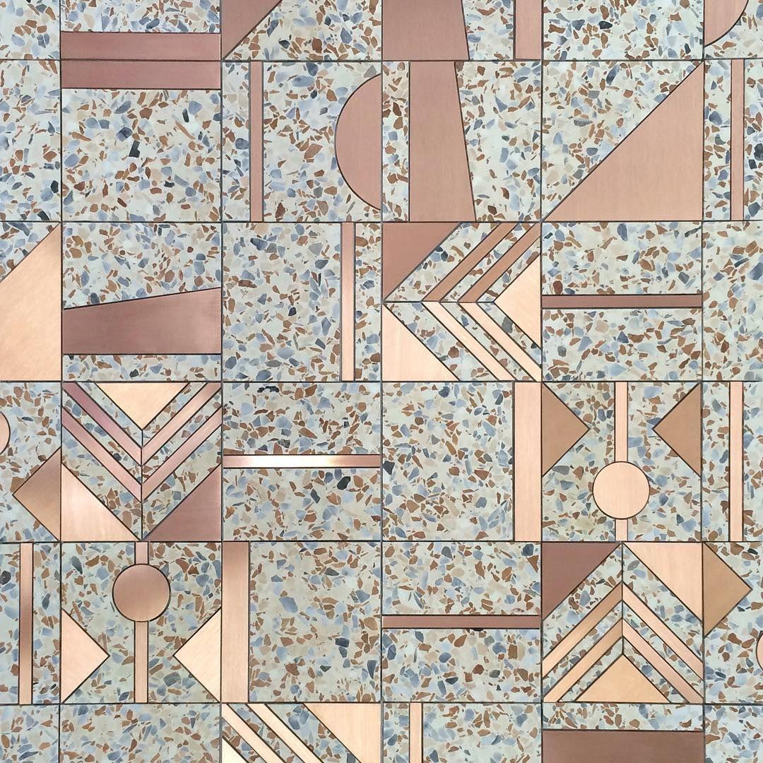Terrazzo mosaic design in 2019 terrazzo terrazzo tile for Design terrazzo