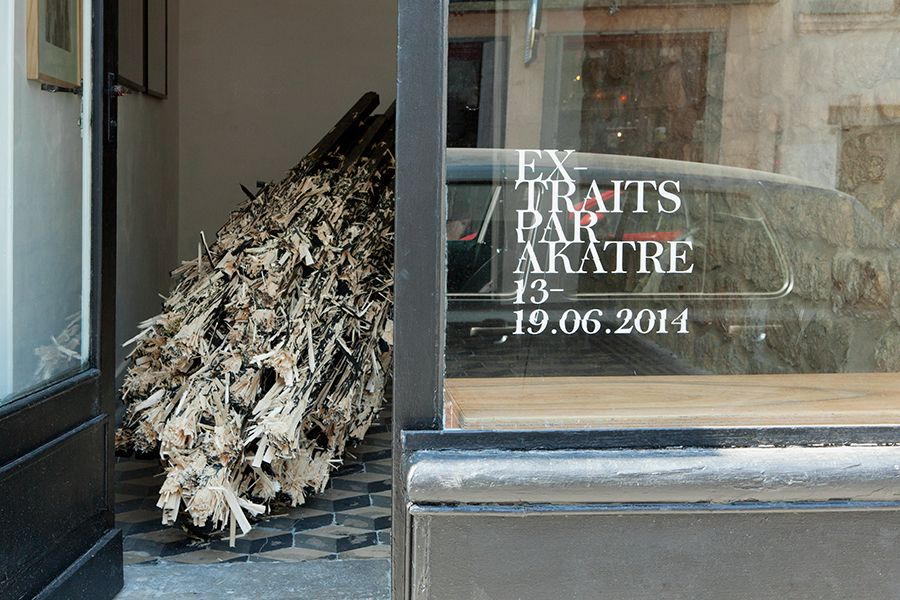 """Akatre, """"Extraits"""", 2014"""