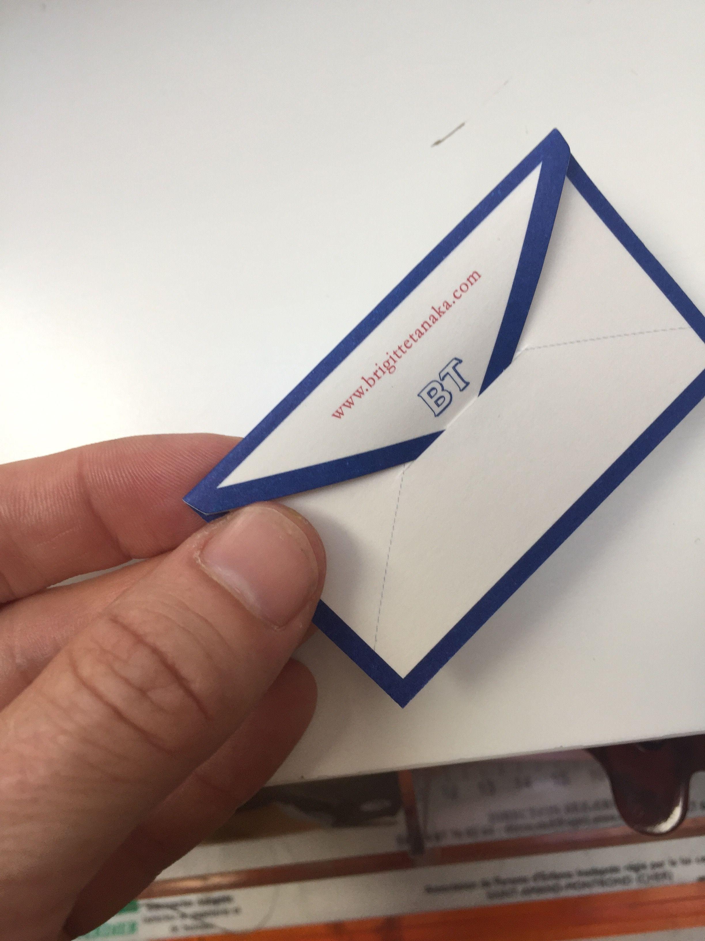 Carte De Visite Miniature