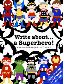 superhero narrative essay