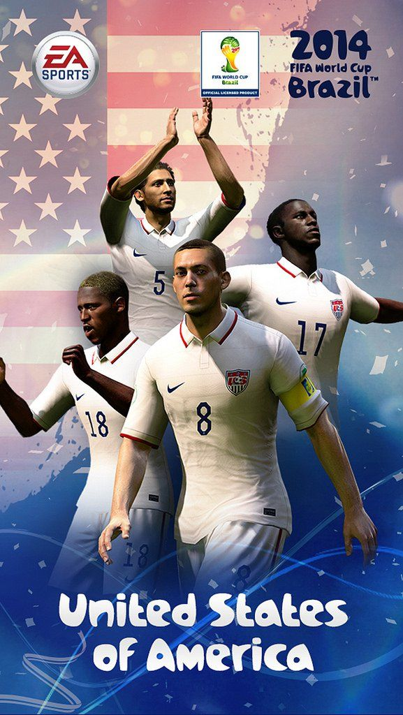 Rep Your Favorite Team With Epic Wallpaper For Your Phone World Cup Usa Soccer Team World Cup Teams