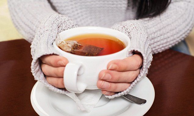Everyday habits that rob you of vitamins, from tea to the Pill