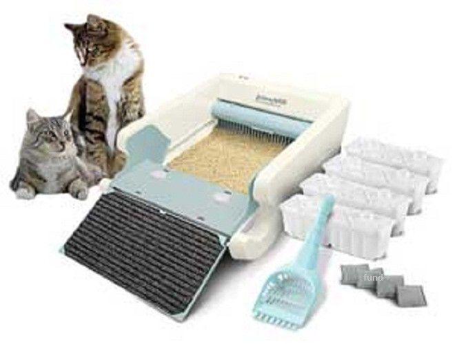 New Littermaid Lm980 Mega Self Cleaning Litter Box Automatic Multi Cat Litterbox Littermaid Automatic Cat Litter Litter Box Cat Litter Box
