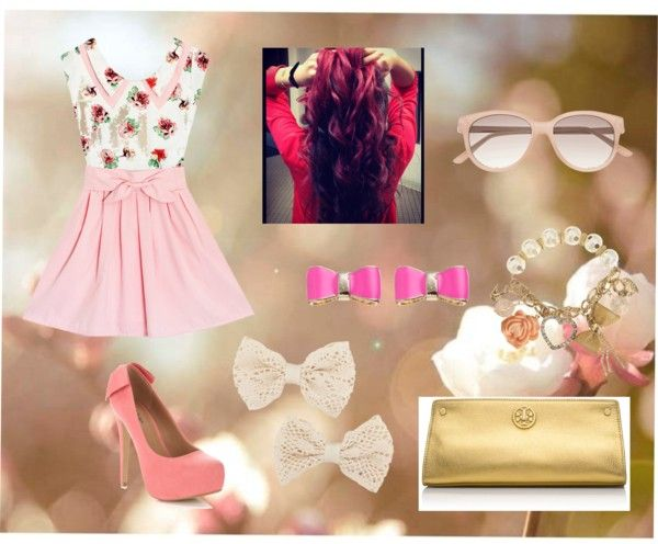 """Ariana Grande Inspired Outfit"" by amctaitano ❤ liked on Polyvore"