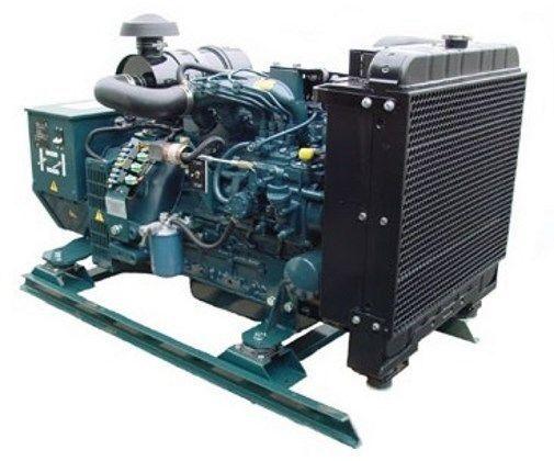 10 Kw Diesel Generator Kubota Tanques
