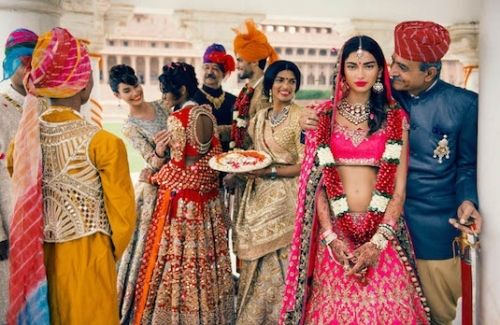 Anyone Who Has Been Part Of An Indian Wedding Knows That Guests Are Not Spared The