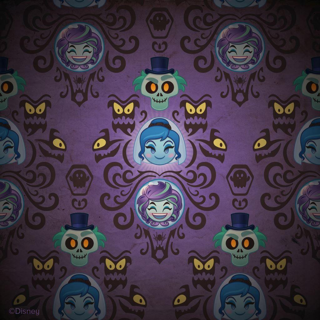 Disney Emoji Blitz Haunted Mansion Wallpaper