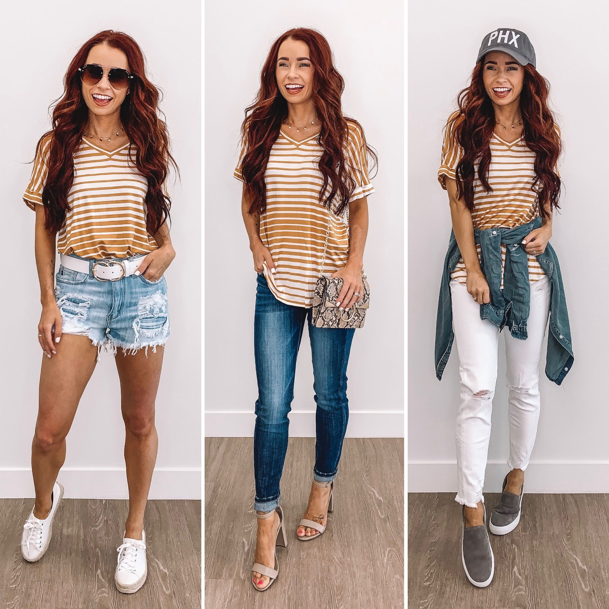 Casual Summer Outfit Idea  Casual summer outfits, Summer fashion