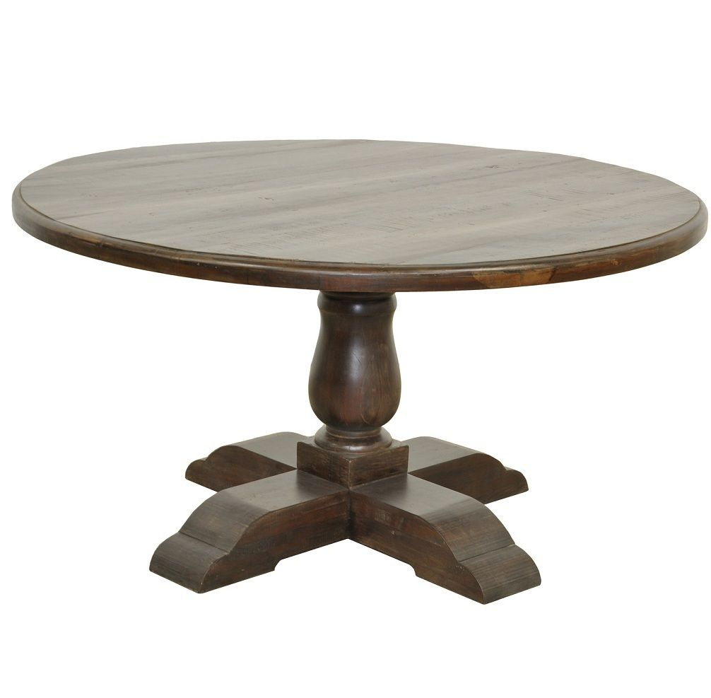 Http Www Zinhome Com Cambria Round Dining Table 56 Dining Table Wood Dining Room Table Pedestal Dining Table