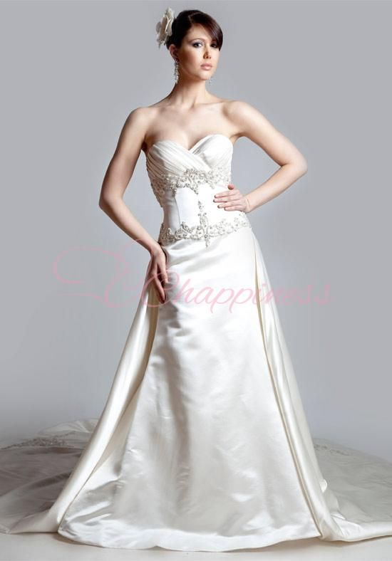 Wedding Dress @cchappiness.com