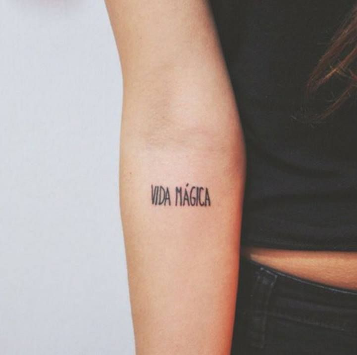 Tatuajes Unicos Frase Tattoos Tattoos Spanish Tattoos Y Spanish