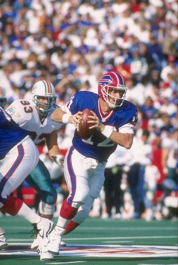Even so, you think Jim Kelly is a god.