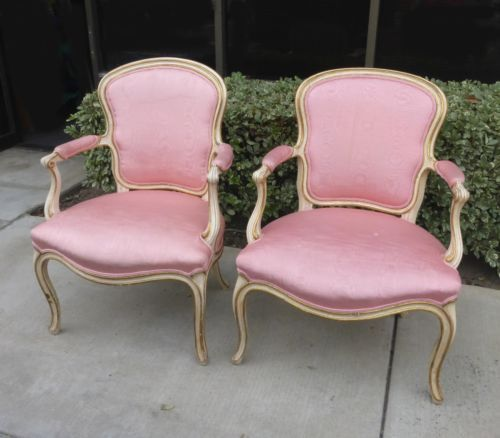 French Provincial Furniture Antique French Chairs French