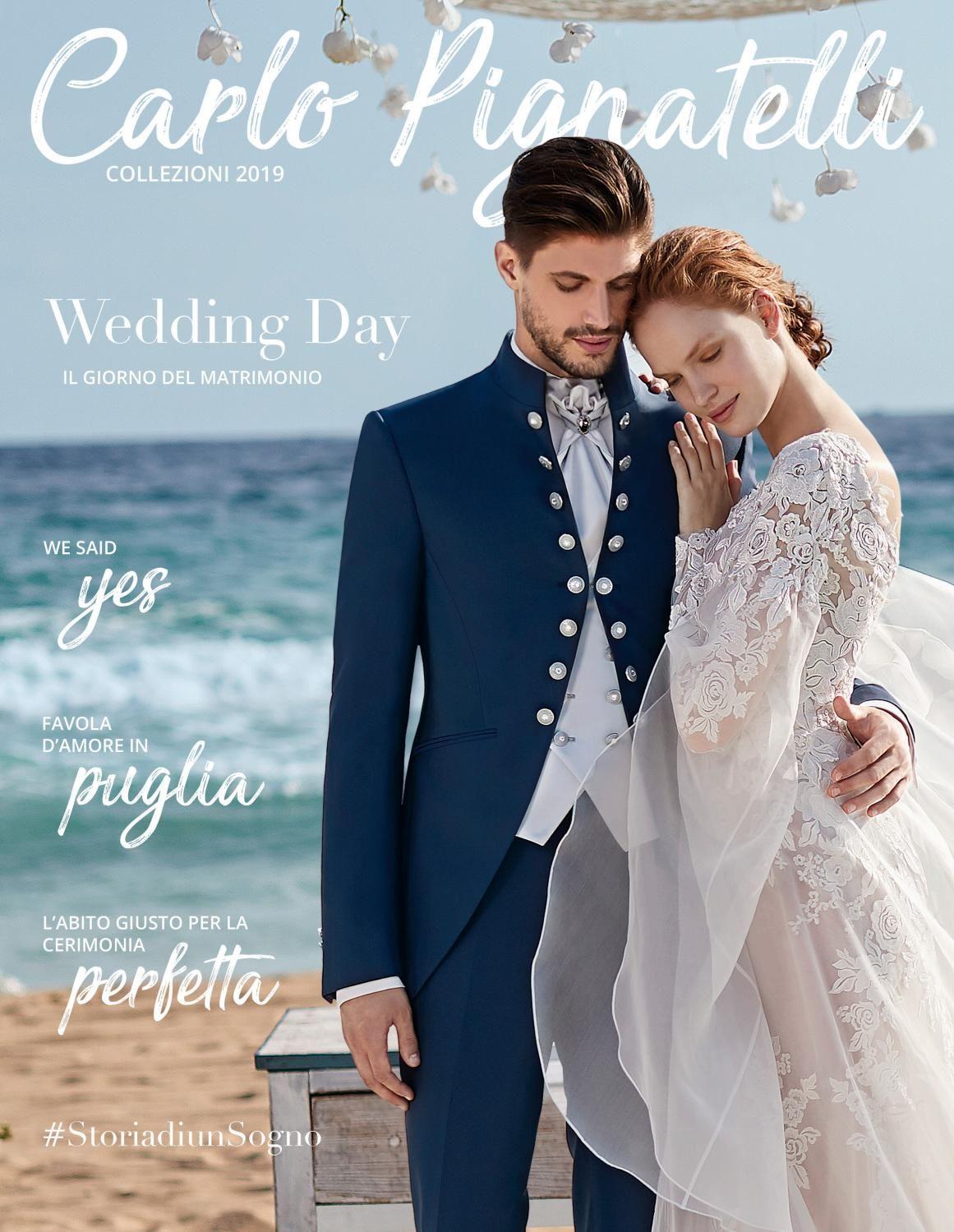 fa47508f81a6 Catalogo Carlo Pignatelli Wedding Day 2019