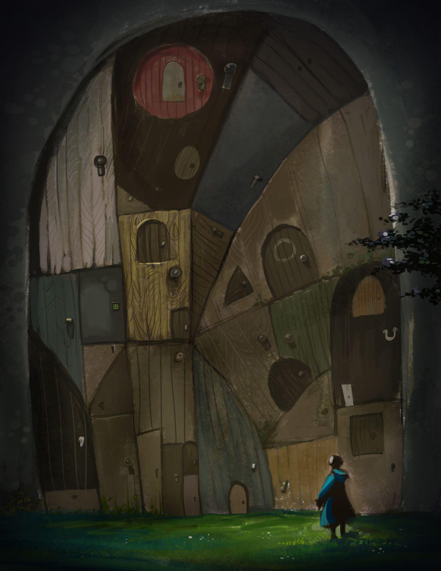 The Door of Doors by Chase Velarde