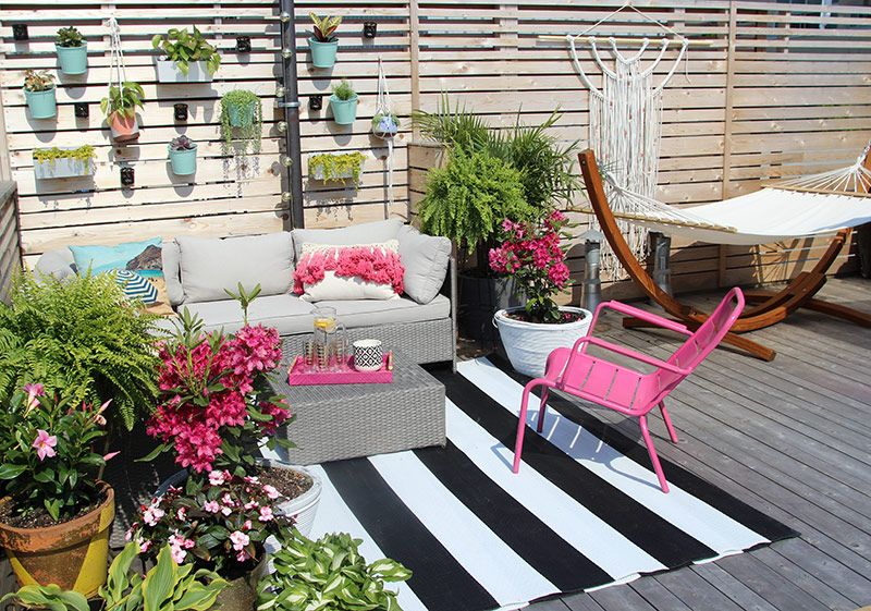 Project Sweet Escape Patio Patio Makeover Reveal Home