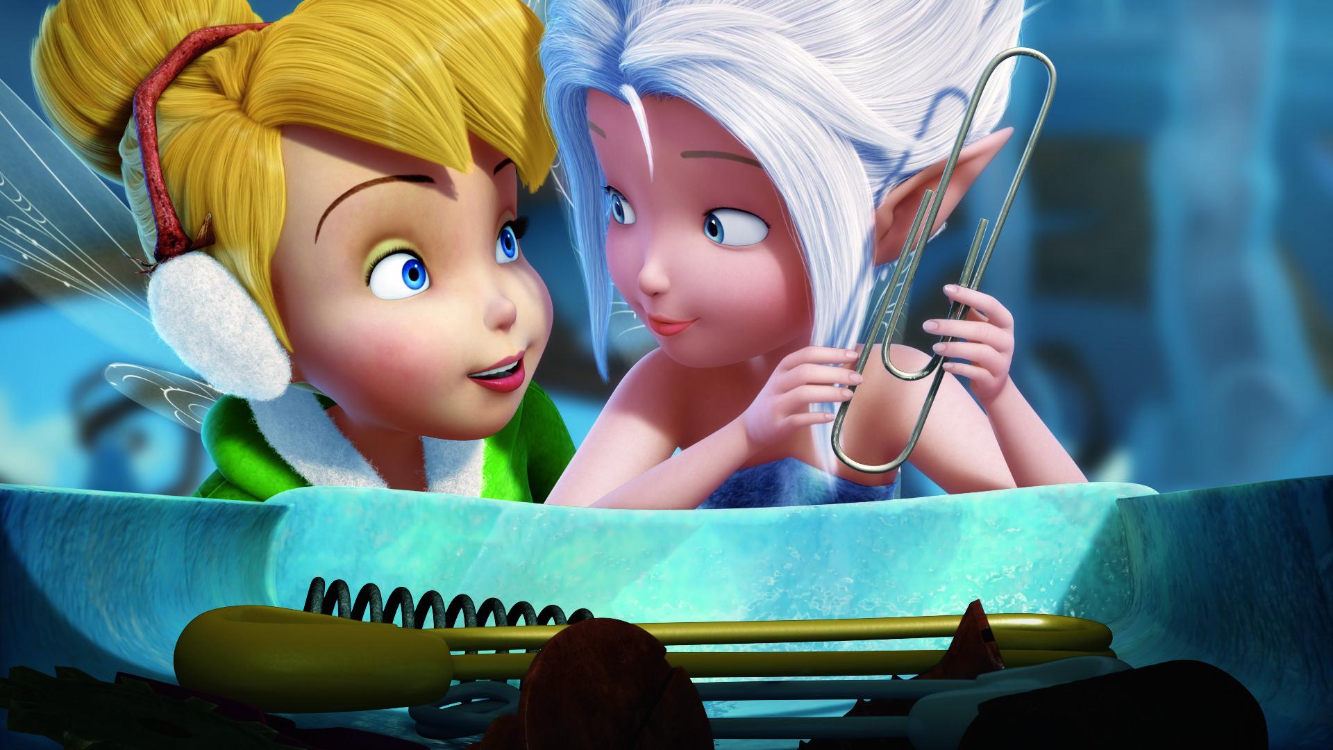 Disney Fairies New Secret Of The Wings Movie