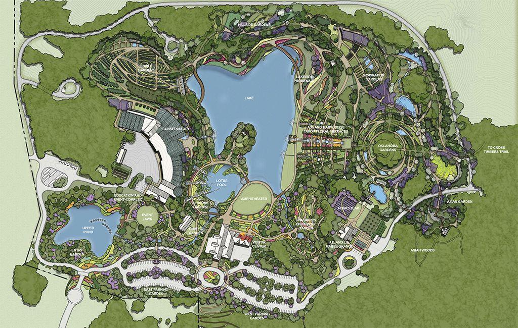 "Å¡""尔萨植物园 ƀ»ä½""规划 Missouri Botanical Garden Botanical Gardens Landscape Plan"