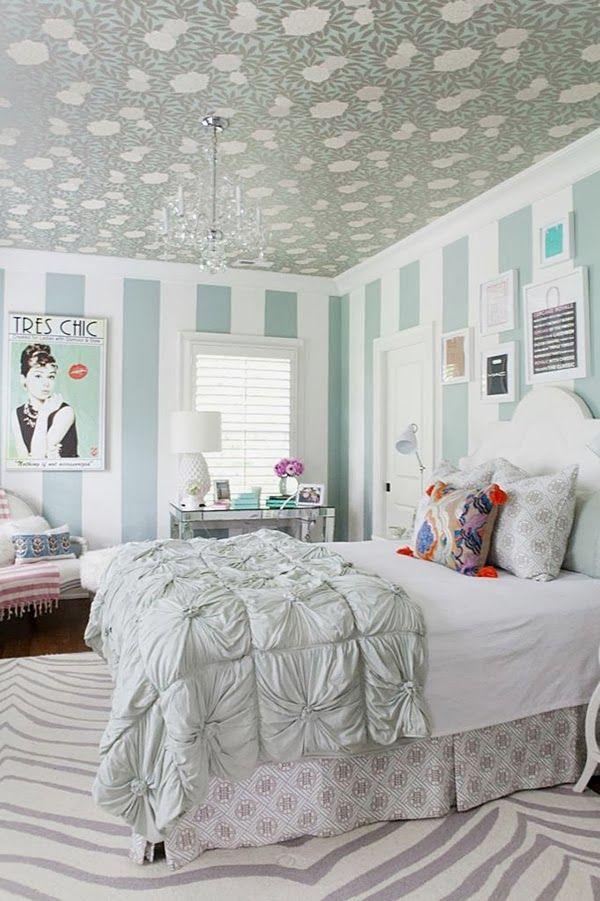 Graceful Feminine Bedroom Ideas