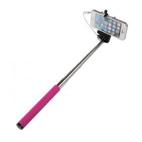 Selfie Stick with Built-In Shutter Control (Wired) - FESTIVAL SELFIEEEE :)