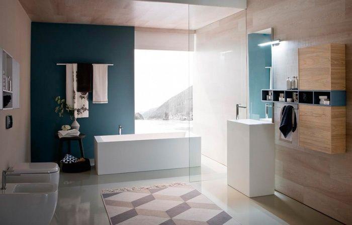 Costruire Bagno ~ Ideagroup completa l ambiente bagno offrendo una gamma di vasche