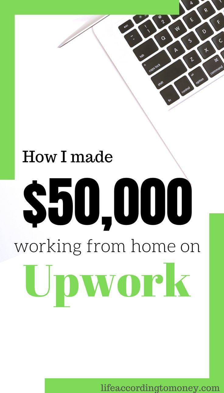 How i made 50000 on upwork life according to money in
