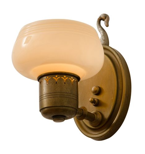 Petite Colonial Revival Sconce W Cup Shade Circa 1928 R9705 Sconces Antique Lighting Antiques