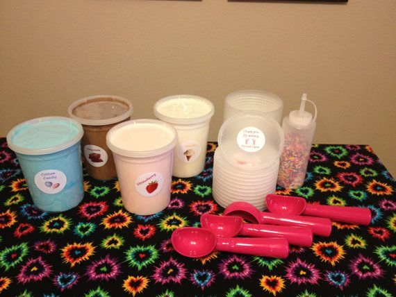 f0aee646c Create your own Sugar Scrub Sundae Station by ShayesBridalBoutique, $120.00