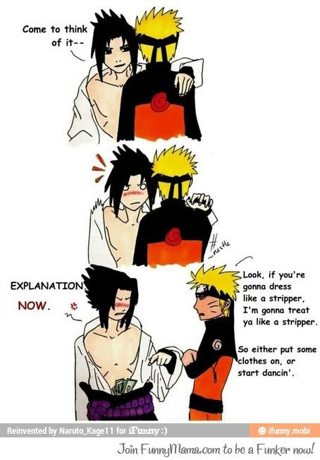 naruto logic | Anime and Games | Naruto funny, Naruto