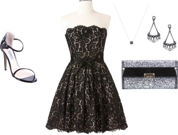 """Little Black Dress"" by socomaxcleo on Polyvore"