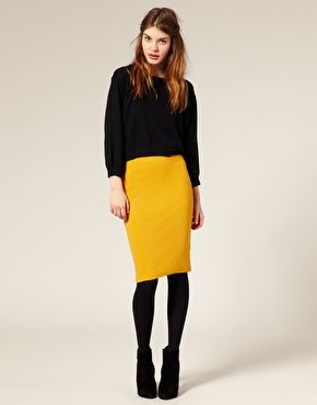Jumpsuit With Double Layer Halter | Mustard skirt, Skirts and J ...