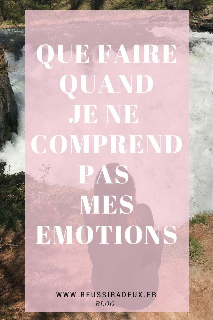 Et si on ne nous avait tout simplement mal appris ce que sont nos émotions? Et si nos émotions nous donnaient des indices sur ce qui se passe dans notre vie? Vous êtes vous déjà posée la question...