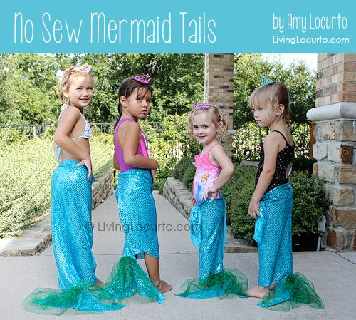 15 Homemade Dress Up Clothes for Kids. Mermaid FinMermaid TaleMermaid Tail ...  sc 1 st  Pinterest & 15 Homemade Dress Up Clothes for Kids | Mermaid tails and Craft