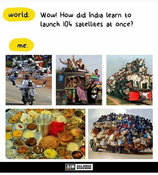 Isro Zindabaad Funny Pictures Funny Gif All India Bakchod