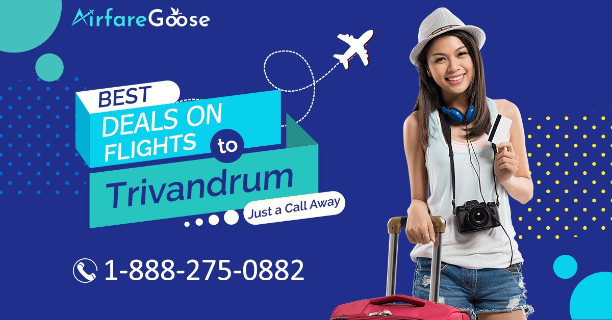 Get the best travel deals on #Canada to #Trivandrum flights. For great discount book your #tickets now with #Airfaregoose. Your next trip is just a call away!   For more information, call us at -1-888-275-0882 (Toll-Free).  #explore #TrivandrumBeauty #Nature #visittrivandrum #indiantourism #incredibleindia #cheapairfare #bookcheapflights #CanadatoIndiaflights #FlightBookingOnline